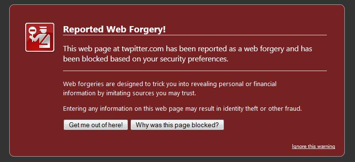 WebForgery