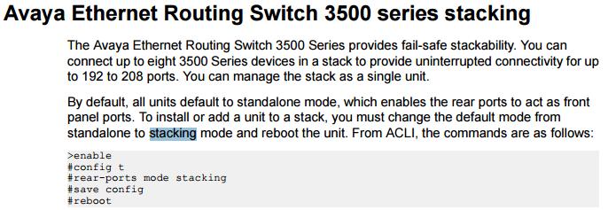 Avaya3500Stacking